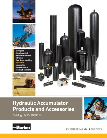 Hydraulic Accumulator Products and Accessories