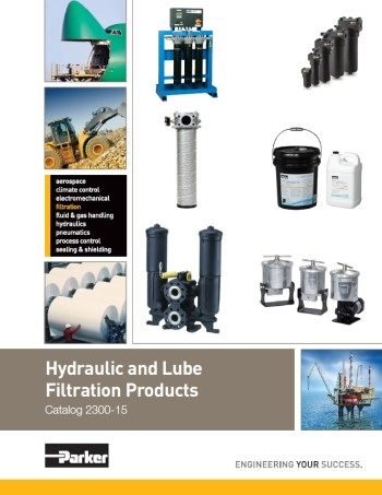 Hydraulic and Lube Filtration Products