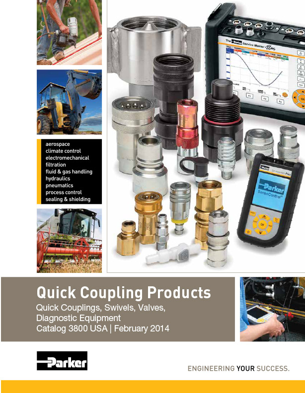 Quick Coupling Products & Products - Regional Hose And Hydraulics